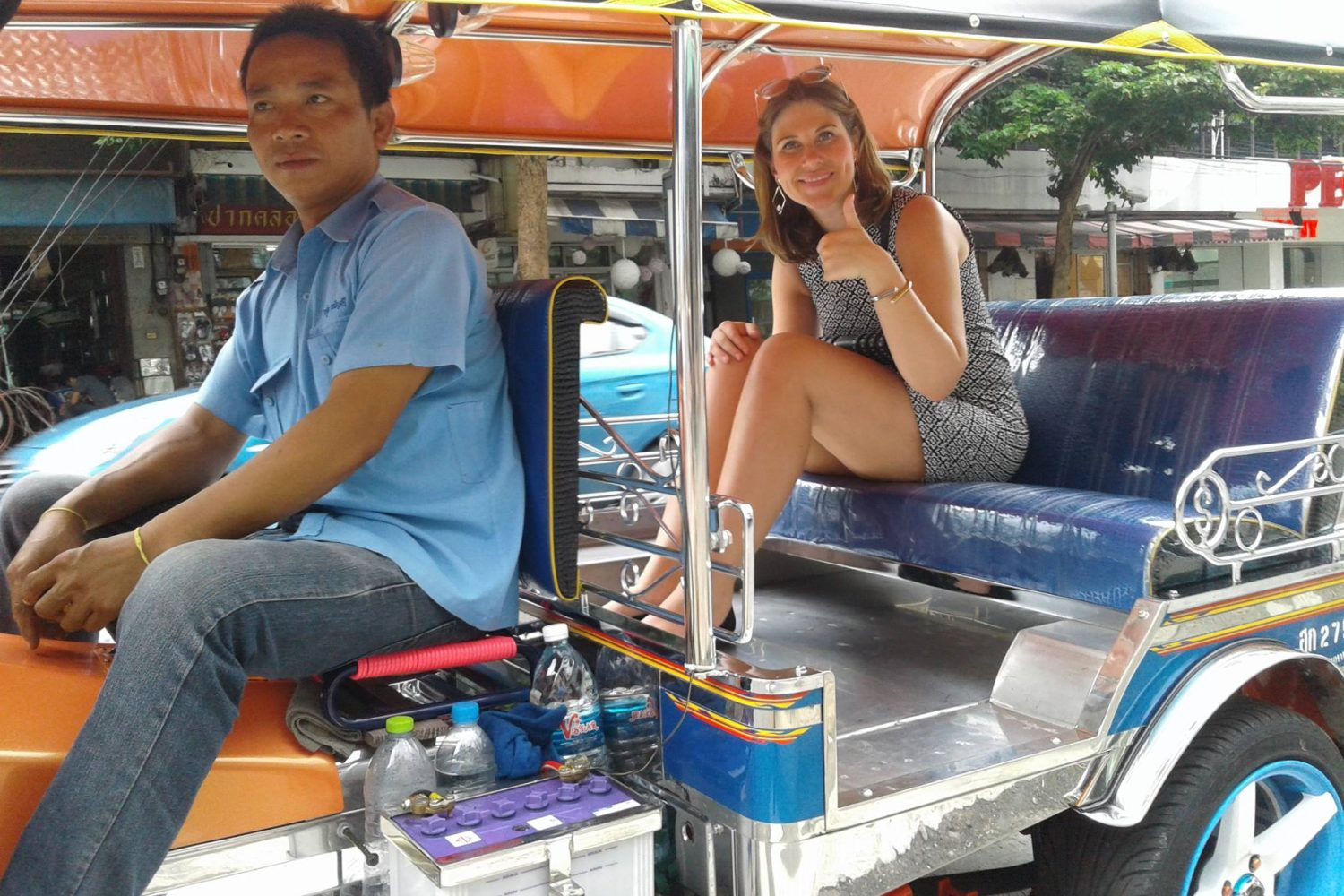 TukTuk Ride