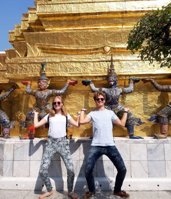 GrandPalace & Emerald Buiddha Temple