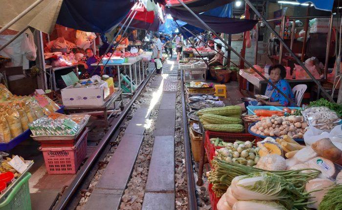 Railway>RomHoop Market