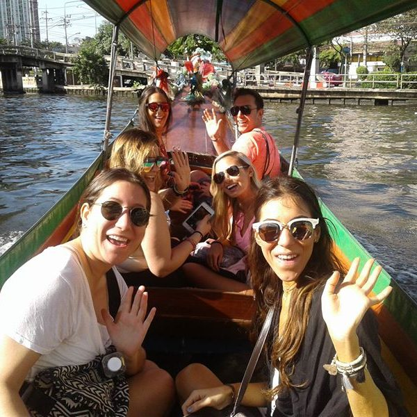 Canal of Bangkok Tour