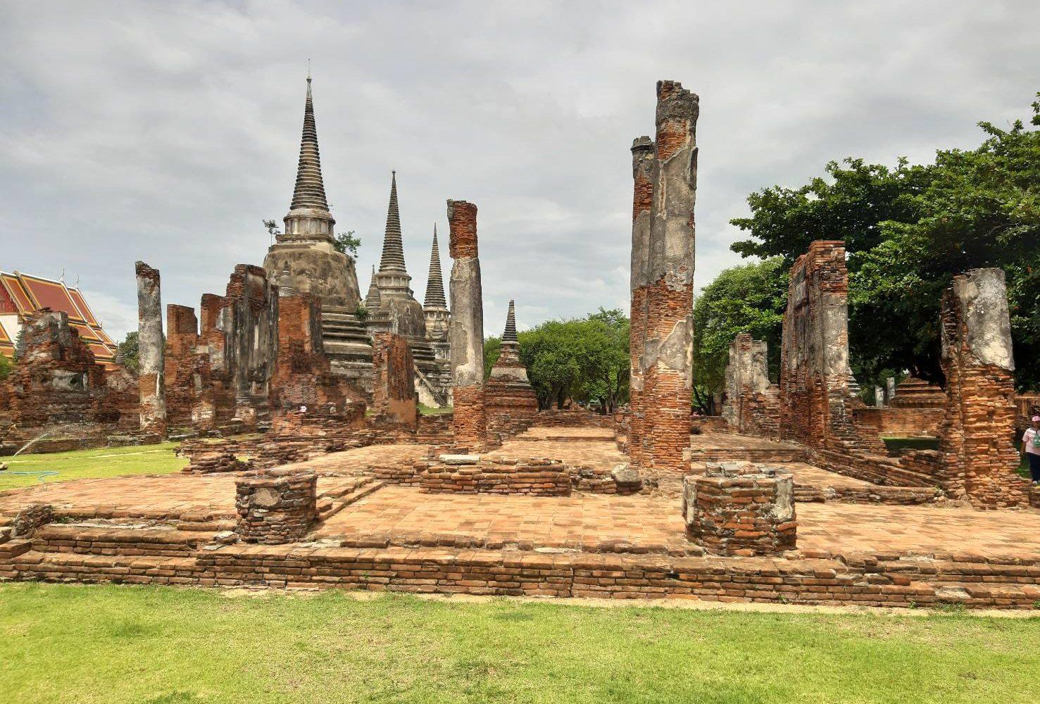 Wat PhraSriSanPhet Ayuttyaya