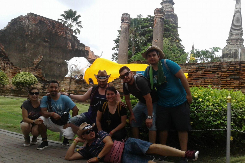 Wat YaiChaiMongKol