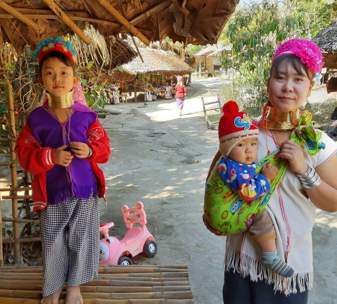 Karen Village Chiang Mai