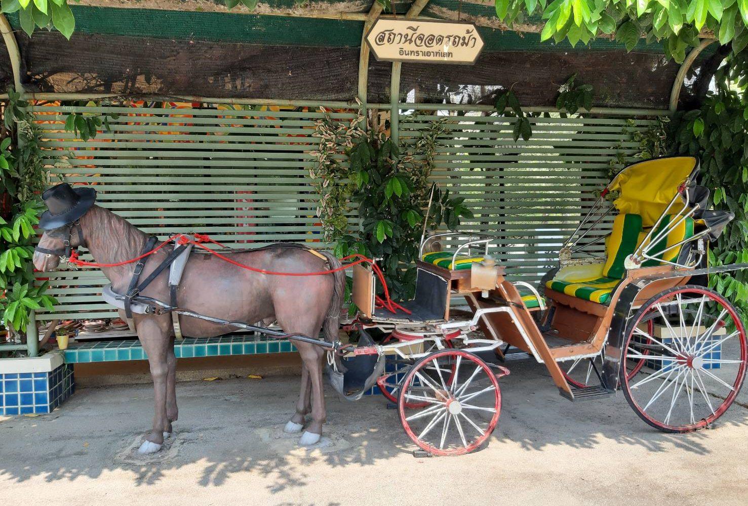 Horse Carraige Lampang