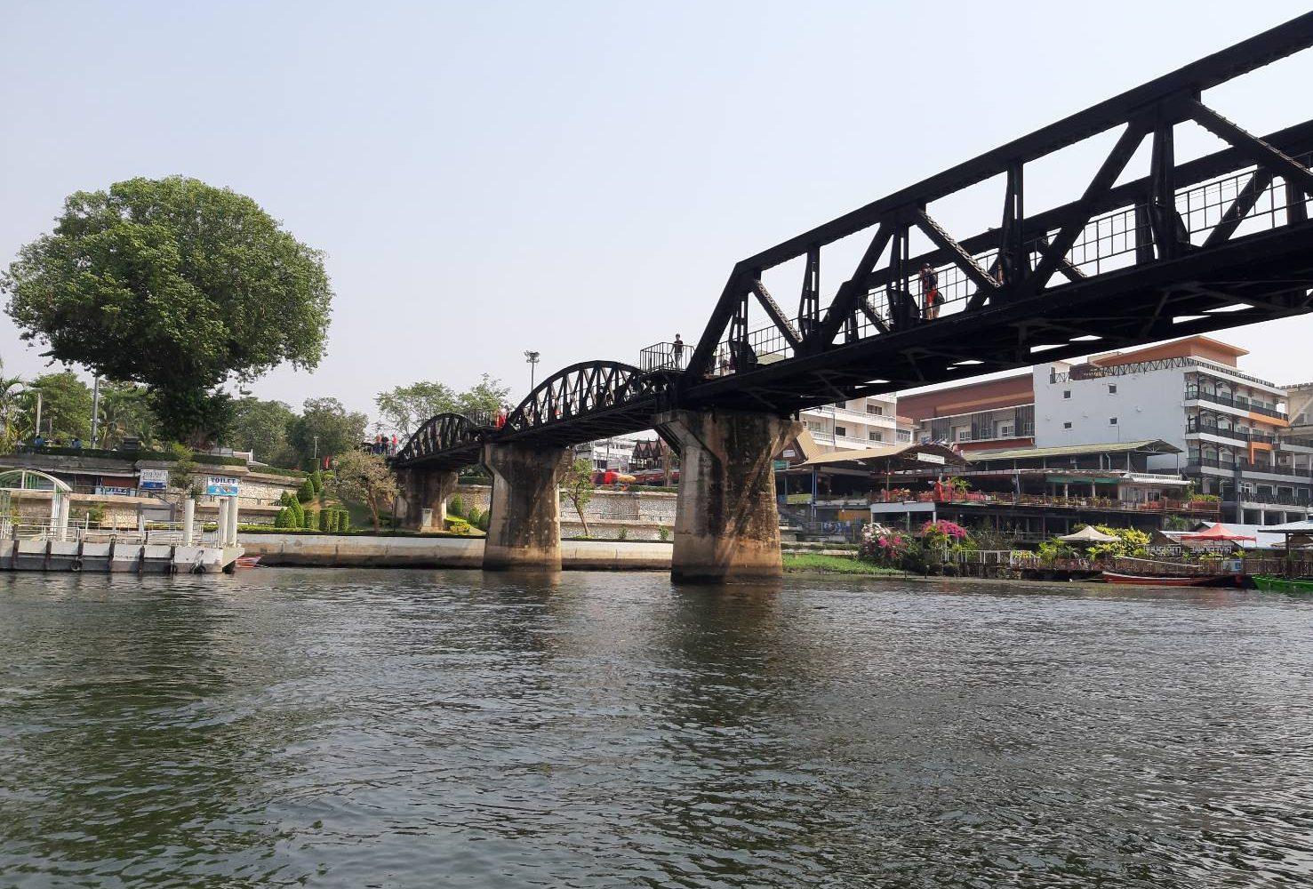 River Kwai Bridge Kanchanaburi
