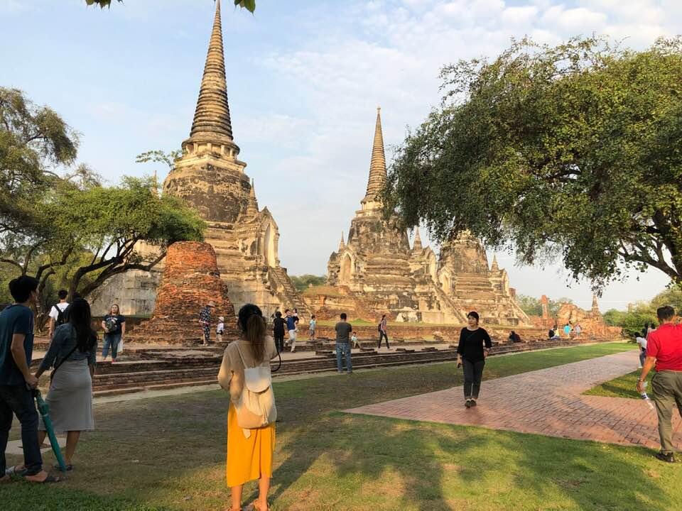 Wat PhraSriSanPhet Ayutthaya
