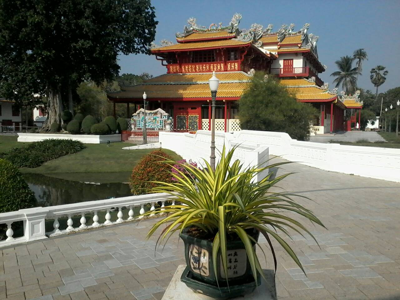 Bang Pa In Summer Palace